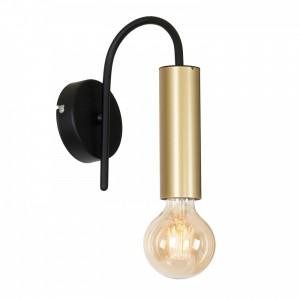 LOPPE black-gold kinkiet 0504 Luminex