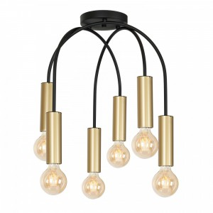 LOPPE black-gold VI 0507 Luminex