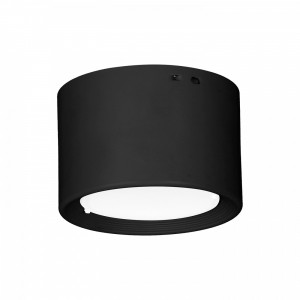 DOWNLIGHT LED black 0897 Luminex