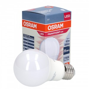 LED 8.8W E27 DIMMABLE A60  OSRAM