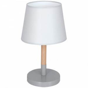 TABLE LAMP white-wood 8427 Luminex