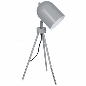 TABLE LAMP grey 8431 Luminex