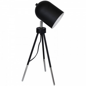 TABLE LAMP black 8432 Luminex