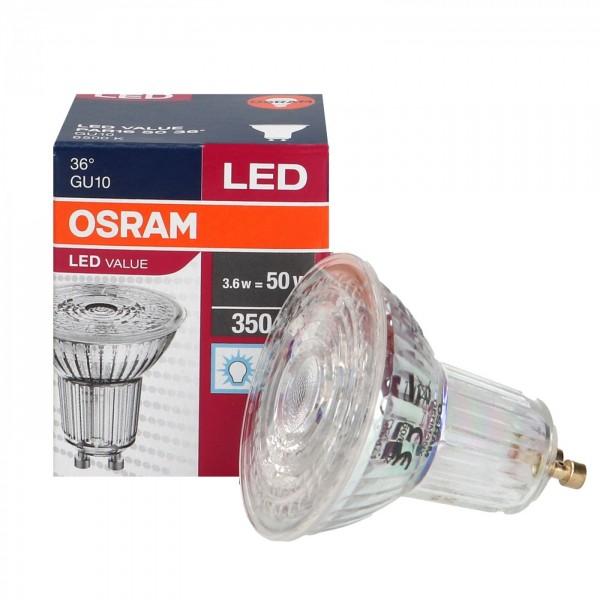 LED GU10 3.6W Par16